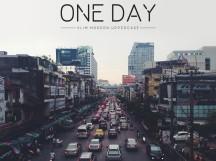 商用现代感字体:One Day 免费下载