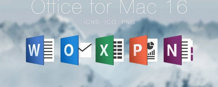 OFFICE 2016 FOR MAC简体中文破解版-办公软件
