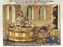 阿基米德与酝酿效应-知说