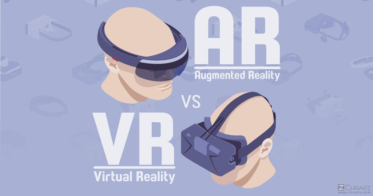 【知说】虚拟现实VR和AR、MR和CR是什么?有什么区别?-张弦先生-chrafz.com