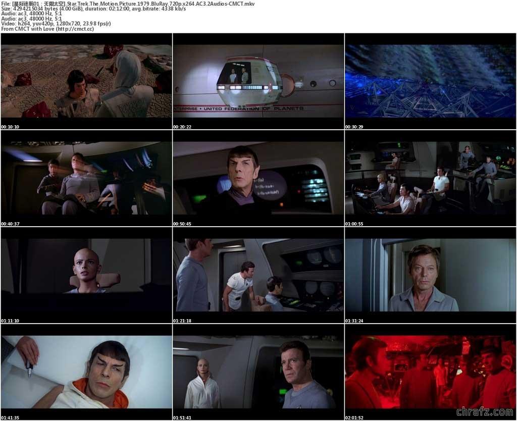 [星际迷航13部合集].Star.Trek.1979-2016.BluRay Disc[国英双语/中英字幕]-张弦先生-chrafz.com
