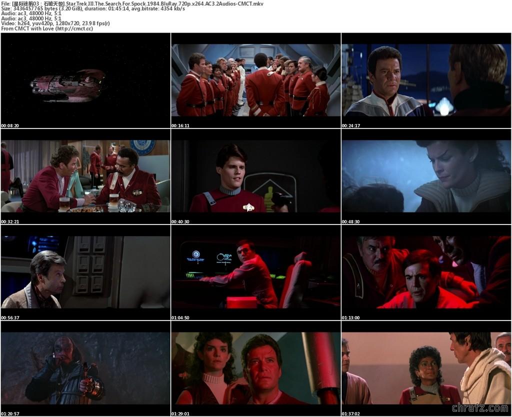 [星际迷航13部合集].Star.Trek.1979-2016.BluRay Disc[国英双语/中英字幕]