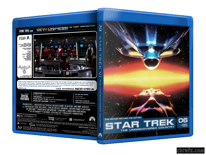 [星际迷航13部合集].Star.Trek.1979-2016.BluRay Disc[国英双语/中英字幕]
