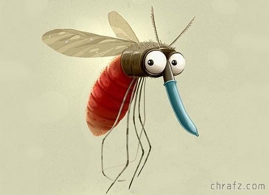 【知说】为什么蚊子能找到你?防蚊大计!-张弦先生-chrafz.com