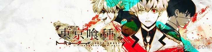 【弦觉】《东京食尸鬼》东京喰种第1季+第2季+OVA动画下载-张弦先生-chrafz.com
