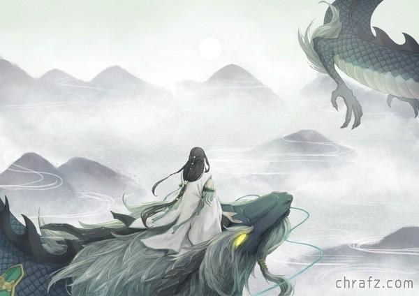【知说】《山海经》中的上古神兽!-张弦先生-chrafz.com