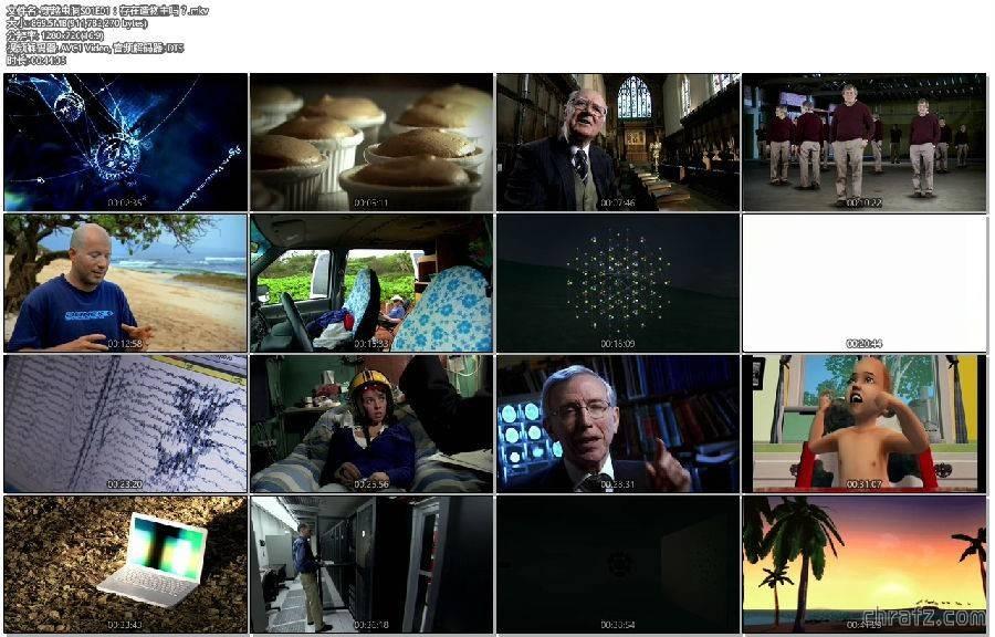 【chrafz电影】[与摩根·弗里曼一起穿越虫洞][1-5季全][中英字幕]-张弦先生-chrafz.com