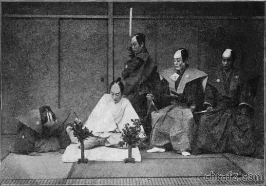 【知说】日本切腹文化:武士道即知死之道-张弦先生-chrafz.com