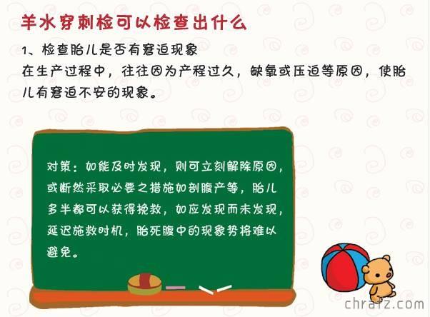 【知说·宝宝篇】羊水穿刺,做还是不做?-张弦先生-chrafz.com