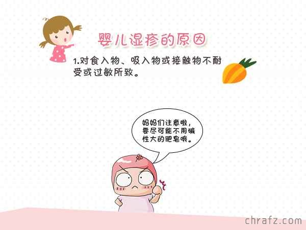 【知说·宝宝篇】chrafz教你警惕湿疹5大症状-张弦先生-chrafz.com
