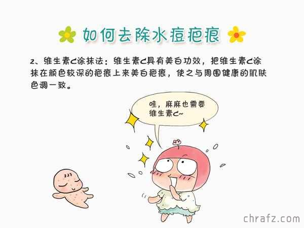 【知说·宝宝篇】chrafz教你了解宝宝出水痘不容忽视的小知识
