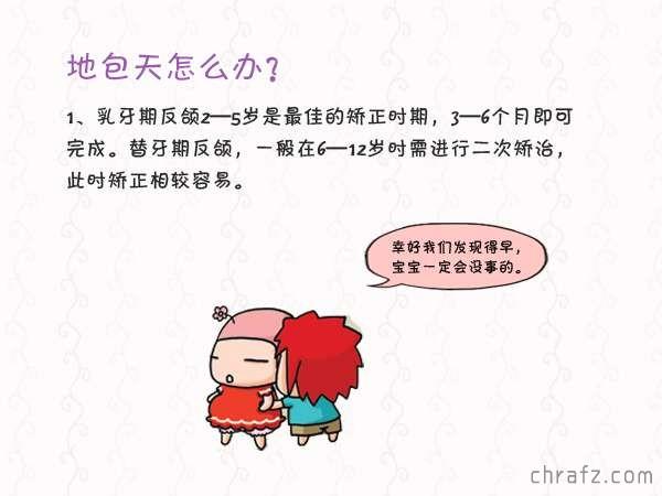 """【知说·宝宝篇】chrafz教你轻松告别""""地包天""""-张弦先生-chrafz.com"""