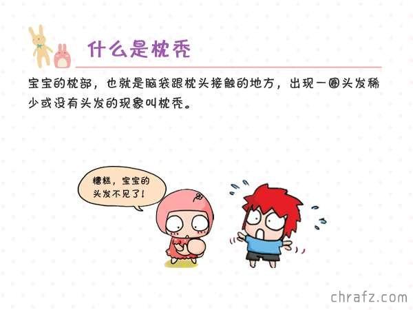 【知说·宝宝篇】chrafz告诉你宝宝枕秃怎么办呢?