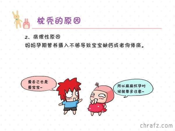 【知说·宝宝篇】chrafz告诉你宝宝枕秃怎么办呢?-张弦先生-chrafz.com