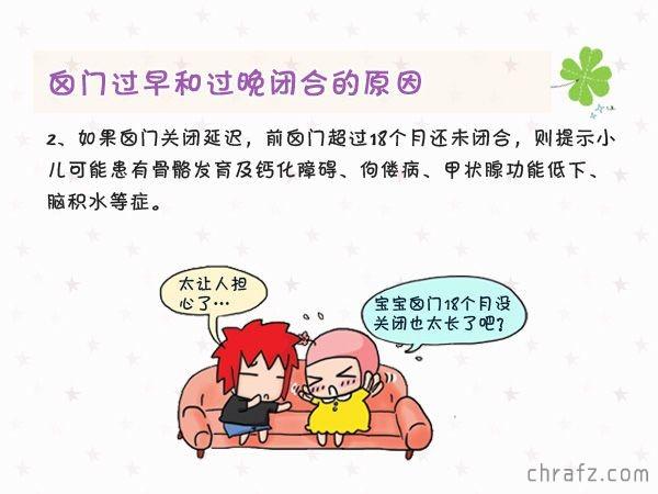 """【知说·宝宝篇】chrafz告诉你关于宝宝""""小囟(xin)门""""的大学问-张弦先生-chrafz.com"""