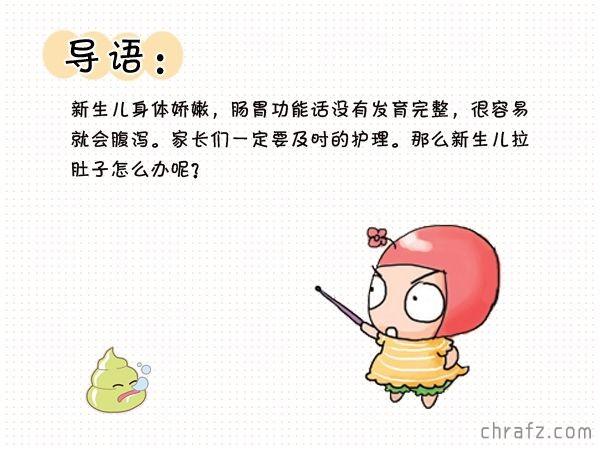 【知说·宝宝篇】chrafz告诉你宝宝拉肚子是什么原因