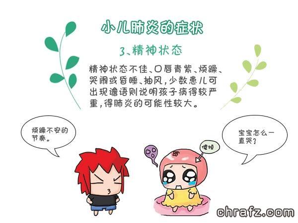 【知说·宝宝篇】小儿肺炎防治手册