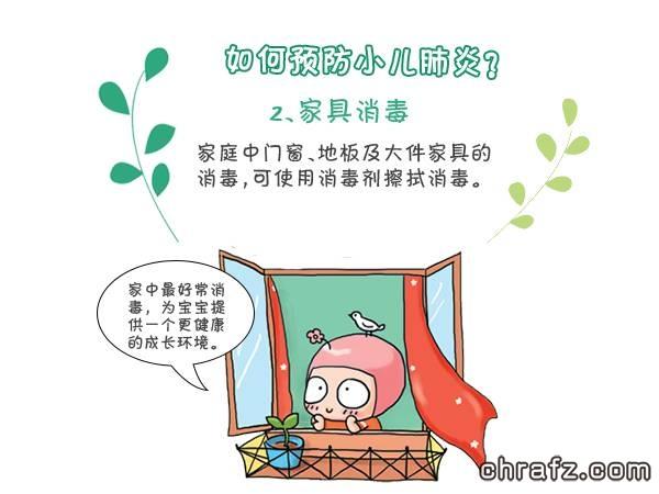 【知说·宝宝篇】小儿肺炎防治手册-张弦先生-chrafz.com