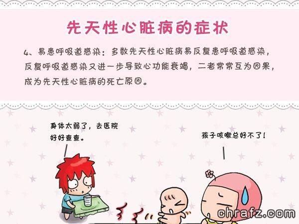 【知说·宝宝篇】先天性心脏病四大信号-张弦先生-chrafz.com