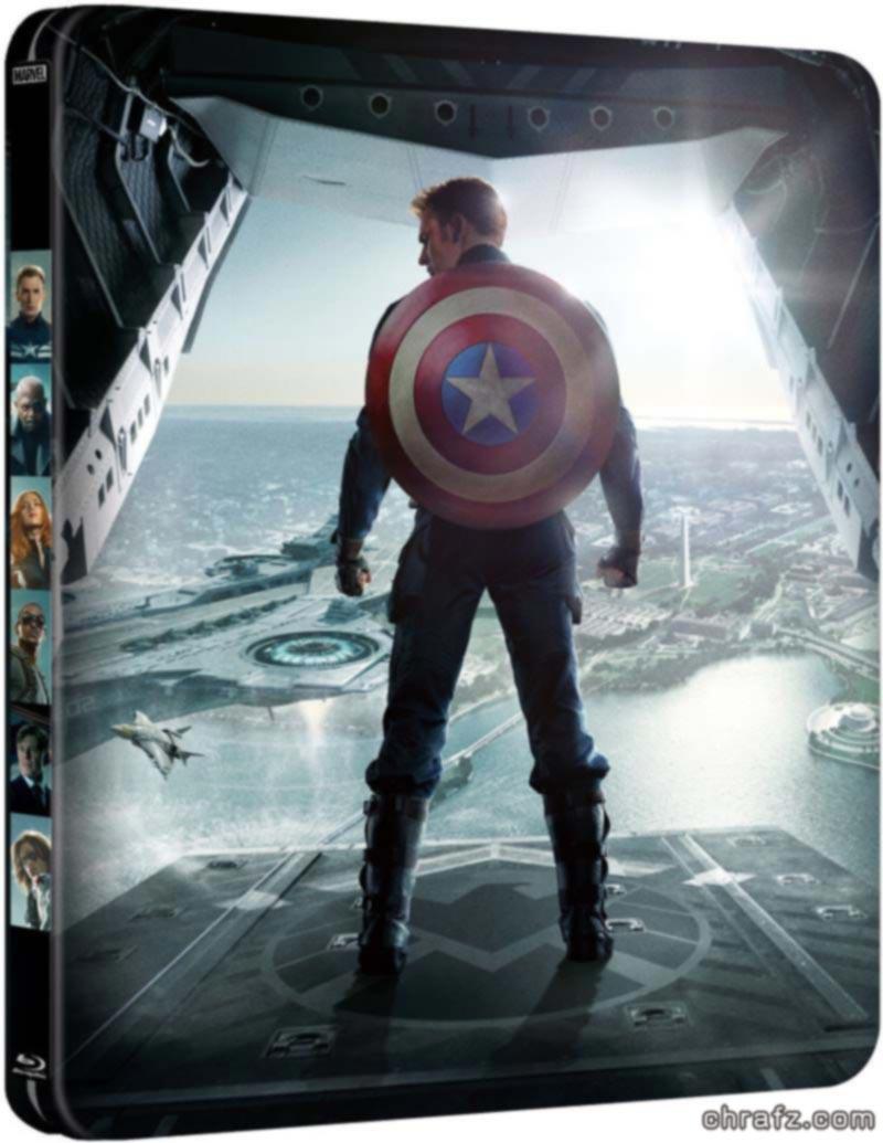 【chrafz电影】美国队长三部合集Captain.America.2011-2016.BluRay