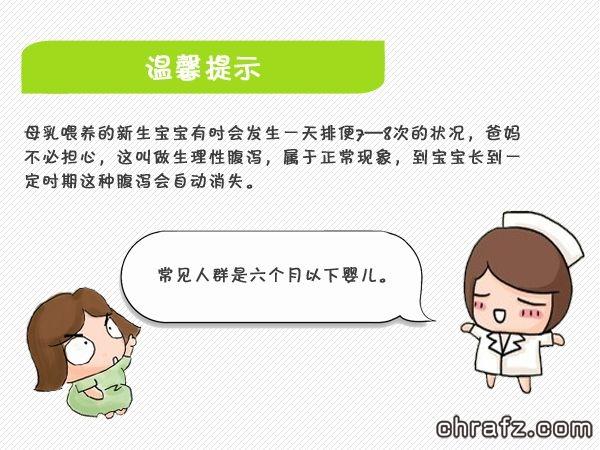 【知说·宝宝篇】chrafz告诉你新生儿每天大便次数多少才正常