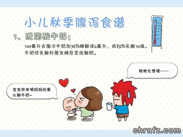 【知说·宝宝篇】chrafz教你宝宝腹泻怎么防治