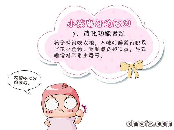 【知说·宝宝篇】chrafz教你小孩磨牙怎么办-张弦先生-chrafz.com