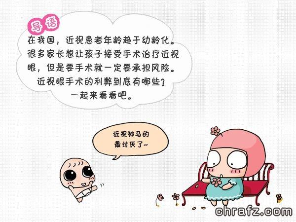 【知说·宝宝篇】chrafz帮你解读近视眼手术利弊-张弦先生-chrafz.com