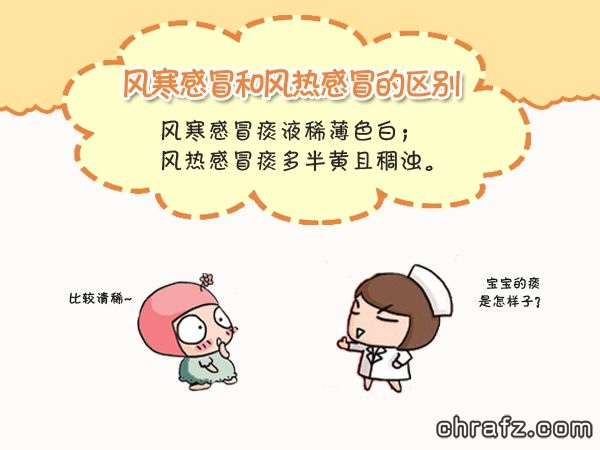 【知说·宝宝篇】chrafz宝宝感冒有哪些症状