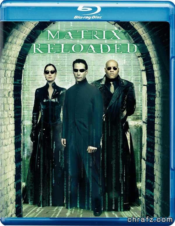 【chrafz经典】黑客帝国3部曲+动画版合集The.Complete.Matrix.Trilogy.Bluray.720p/1080p
