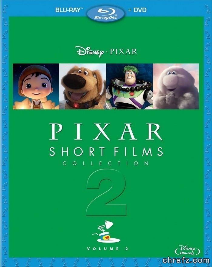 【chrafz动画】《皮克斯短片合集》Pixar Short Films Collection.1984-2013-张弦先生-chrafz.com