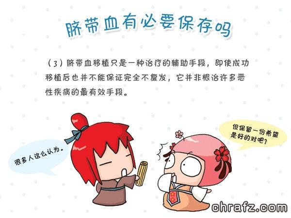 【知说·宝宝篇】chrafz脐带血需要保存吗-张弦先生-chrafz.com