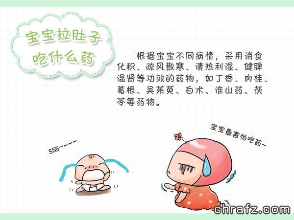 【知说·宝宝篇】chrafz宝宝腹泻怎么办-张弦先生-chrafz.com