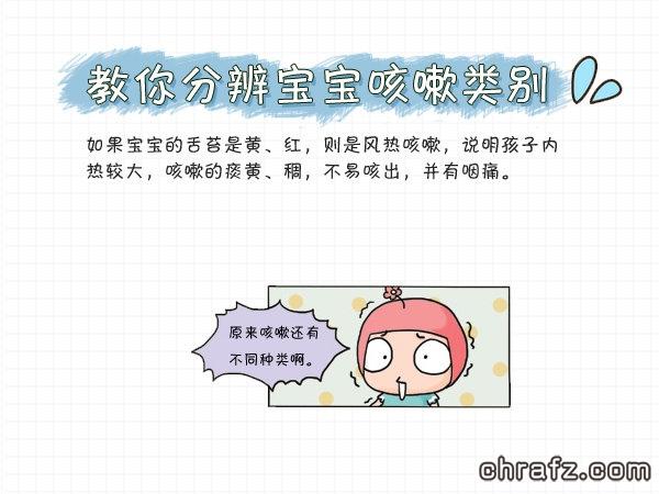 【知说·宝宝篇】chrafz宝宝咳嗽不止怎么办