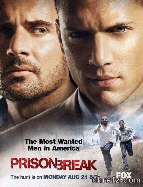 回顾经典【越狱/Prison Break 全五季】-chrafz影视