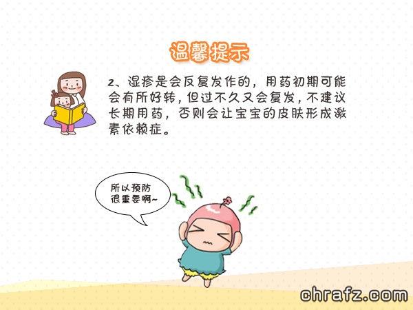 【知说·宝宝篇】chrafz婴儿湿疹怎么用药