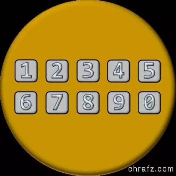 为什么电话键盘和计算机键盘的排列顺序是相反的?-知说