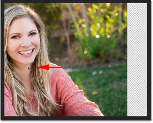 Photoshop CC中无损裁剪图片使用技巧教程-PS设计教程-张弦先生-chrafz.com