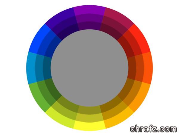 专业设计师的色彩观念和传统配色方案
