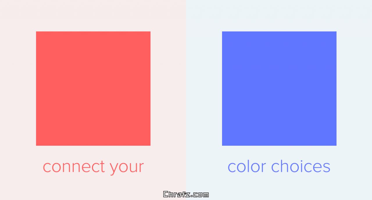 关于配色的一些有趣且有用的小技巧