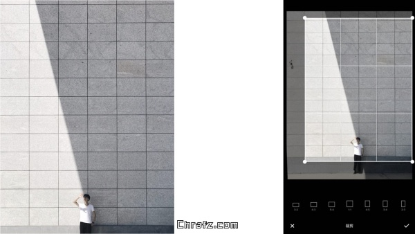 合理的裁图,可使构图变得完美-张弦先生-chrafz.com