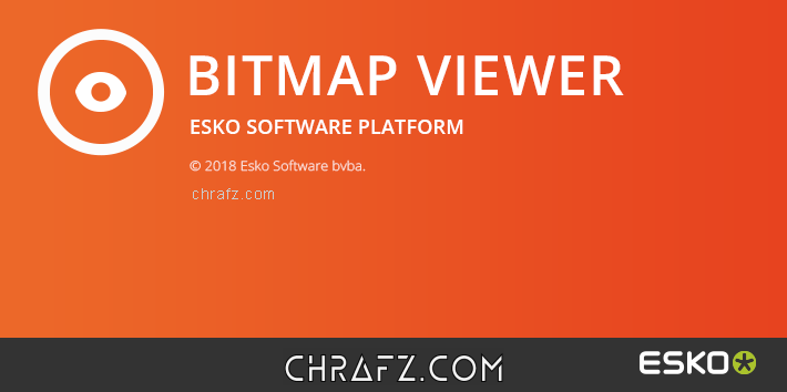 【印刷软件】Esko Bitmap Viewer 18中文绿色版(1 bit tiff查看软件)